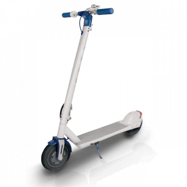 "Fiat 500 U2 8.5"" Wheel Foldable Electric Scooter - Bianco White"