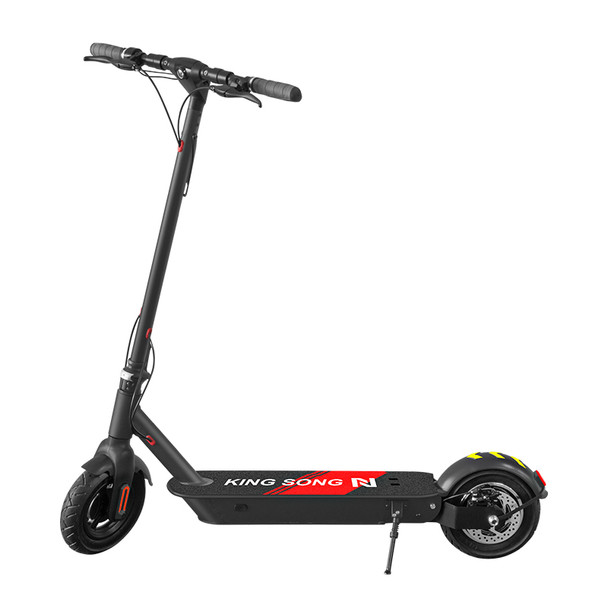 KingSong KS N10+ 600W Motor / 769WH Battery Electric Scooter - Black