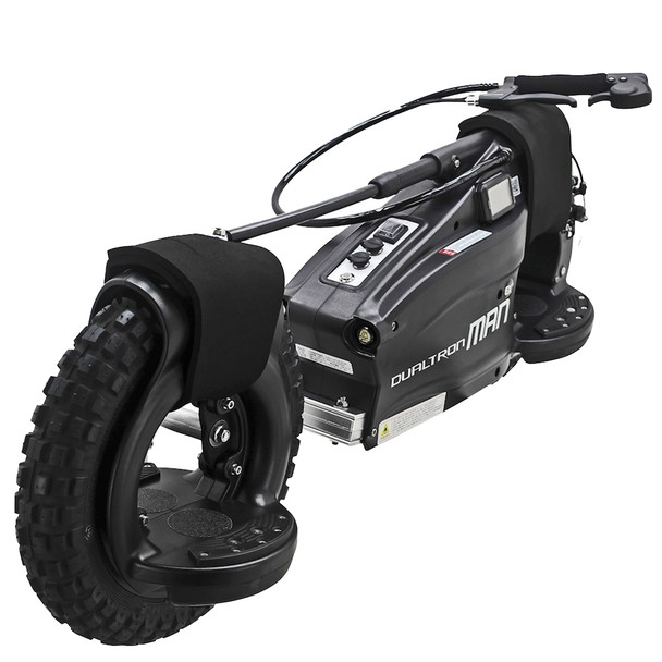 Dualtron Man Ex+ Electric Hubless Scooter