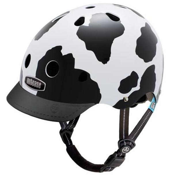 Nutcase Helmet LNG3-1104 Little Nutty Moo XS