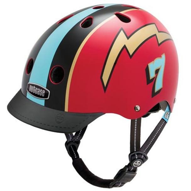 Nutcase Helmet LNG3-1105 Little Nutty Lucky 7 XS