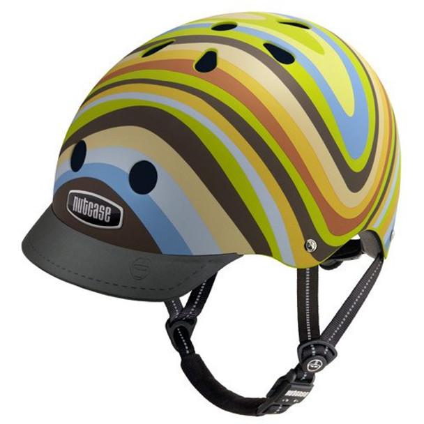 Nutcase Helmet NTG3-2111M Mellow Swirl (Matte)
