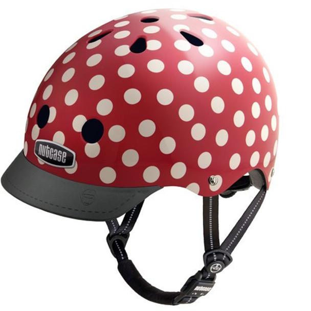 Nutcase Helmet NTG3-2100 Mini Dots