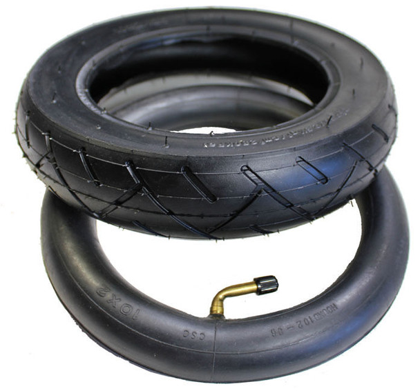 "Hoverboard Tire & Tube Replacement Package for S210 Series 10"" (10 x 1.75)"
