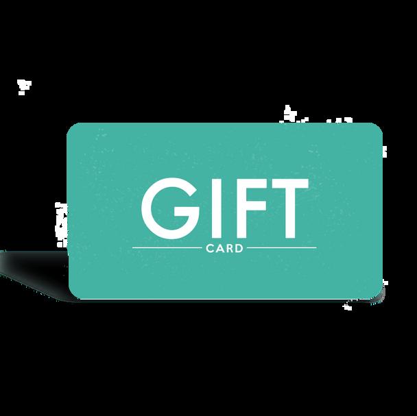 Gift Certificate $50 - Redeem Online or in Store
