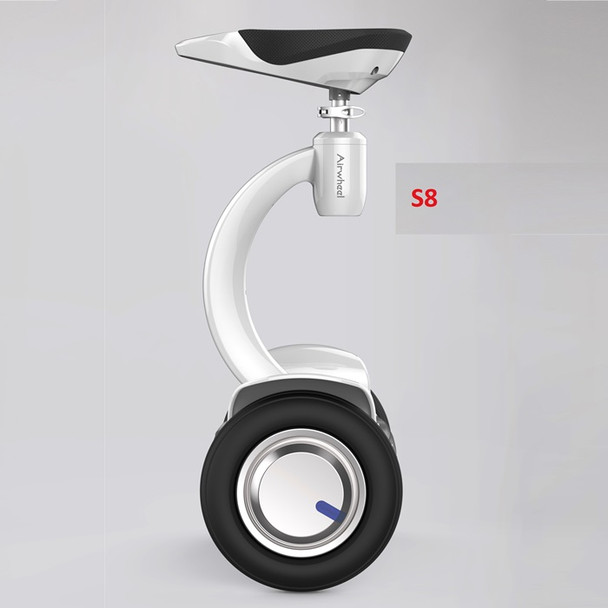Airwheel S8 260Wh Sit / Stand Electric Scooter (White)