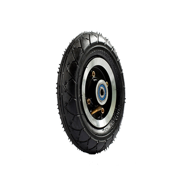 Airwheel E3/E6 FRONT WHEEL WHOLE SET (SILVER)
