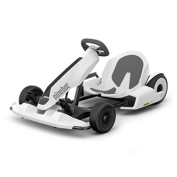 Ninebot Segway Electric Gokart (Kart Only) - White
