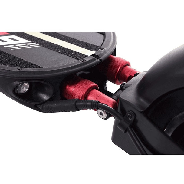 ZERO 9 600 Electric Scooter - 48V 13A Battery / 600W Motor