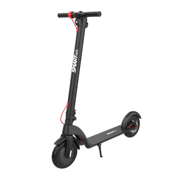 SmartKick X7 Pro Electric Kick Scooter with Quick Removable Battery, Triple Brakes