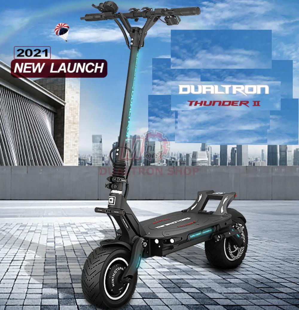 Dualtron Thunder 2 Dua Wheel Electric Scooter
