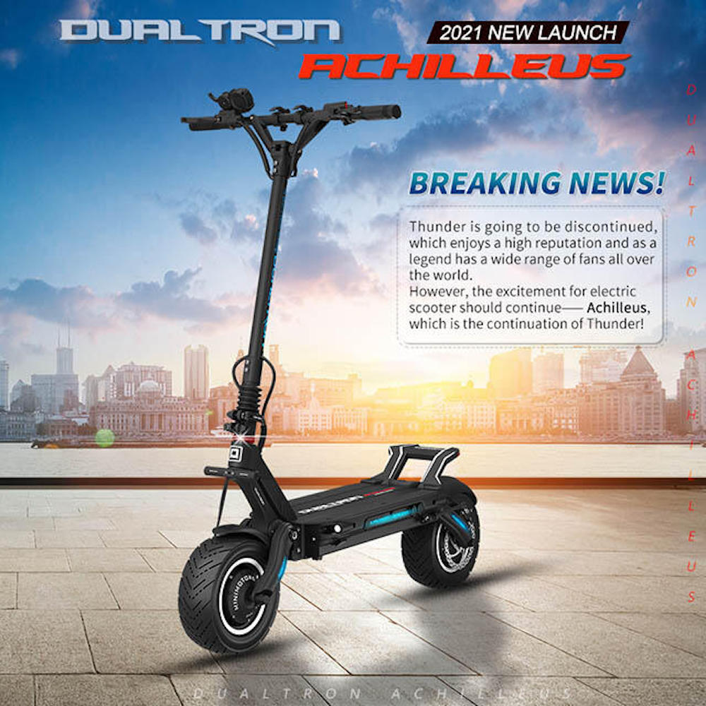 Dualtron Archilleus Dual Wheel E-Scooter