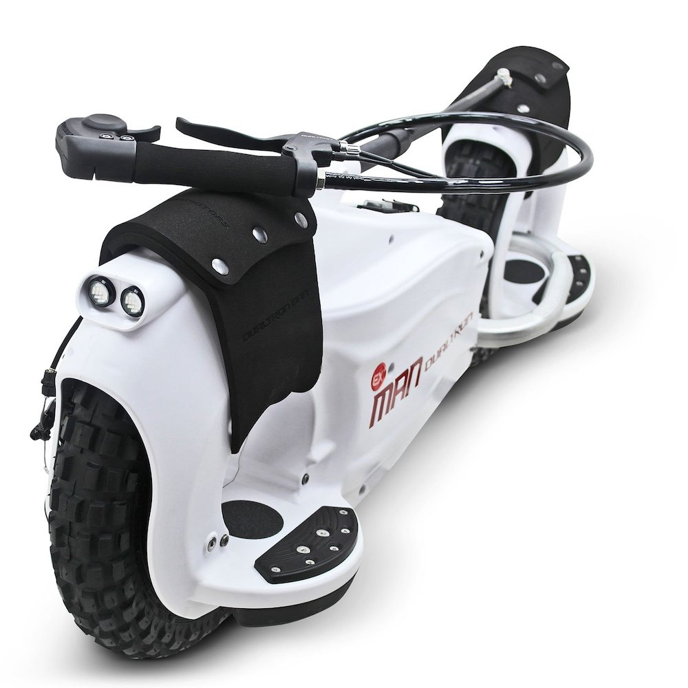 Dualtron Man Ex+ compact hubless e-scooter