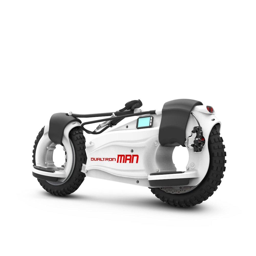 Dualtron Man Ex+ high powered e-scooter