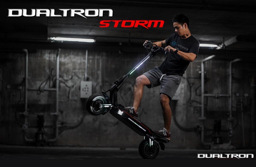 dualtron storm photo 1