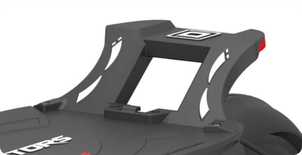 Dualtron Thunder 2 Wing Spoiller E-Scooter