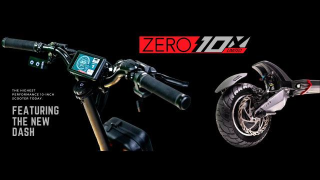 Zero 10x 260 or 160 Limited Edition Assembled in Singapore