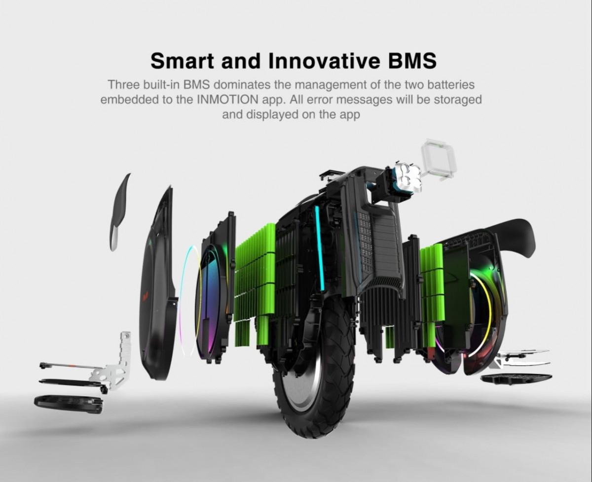 Inmotion V12 Electric Unicycle