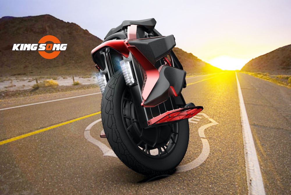 KingSong S20 Eagle Electric Unicycle (EUC)
