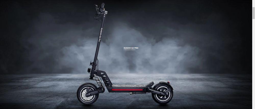 Kugoo G2 PRO E-Scooter