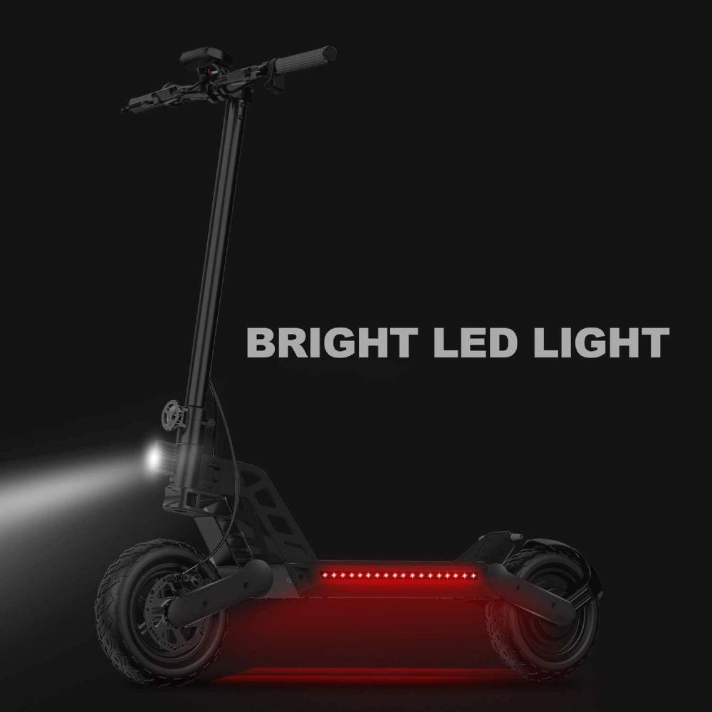 Kugoo G2 Pro LED Headlight Electric Scooter