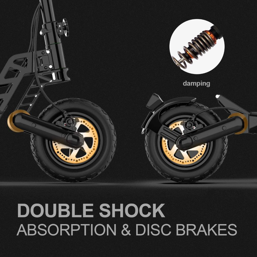 Kugoo G2 Pro Off Road Tire E-Scooter