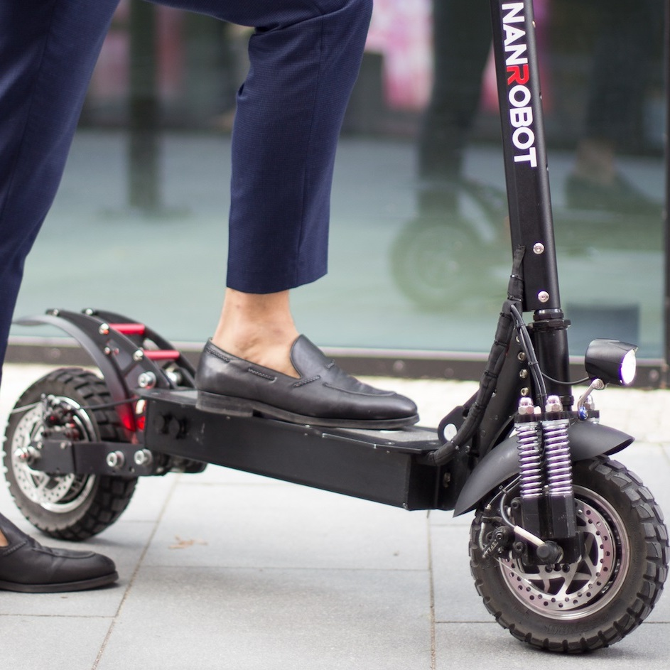 Nanrobot D4+ Adult Kick Scooter