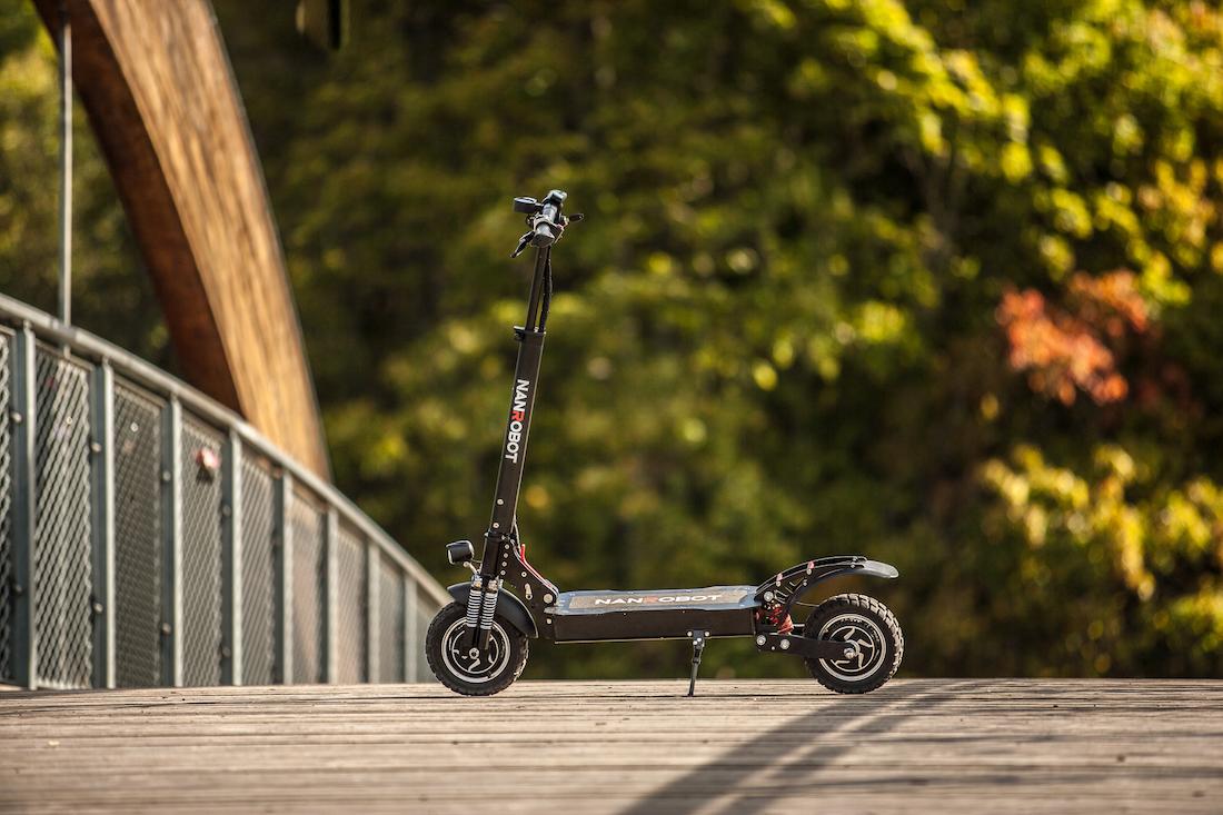 Nanrobot D4+ Brushless Motor E-Scooter
