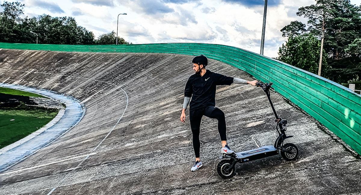 Nanrobot LS7 Fastest Non-racing E-Scooter