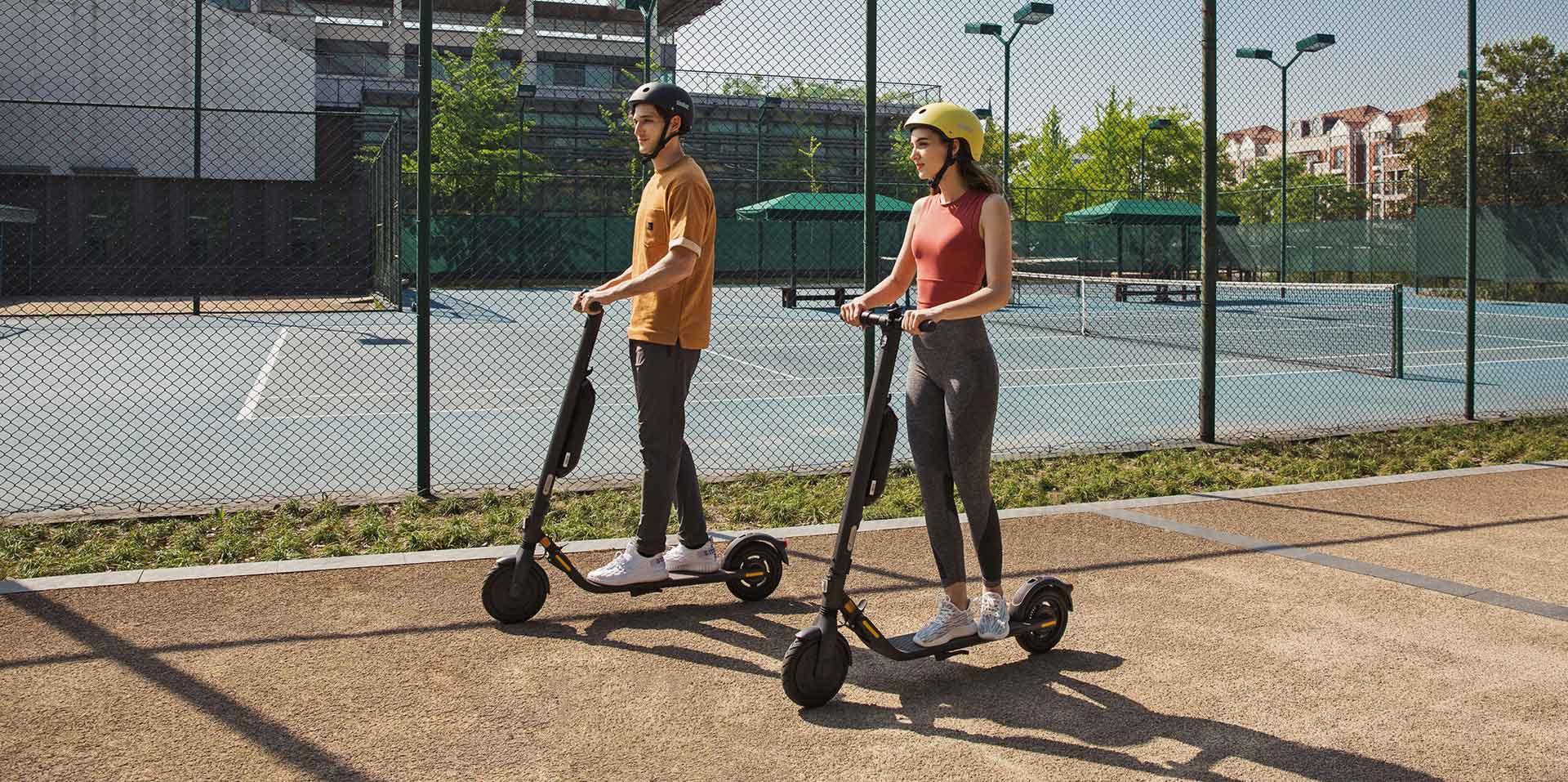 Ninebot Segway E45 Kick scooter