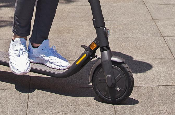 Ninebot KickScooter E45 commuting E-scooter