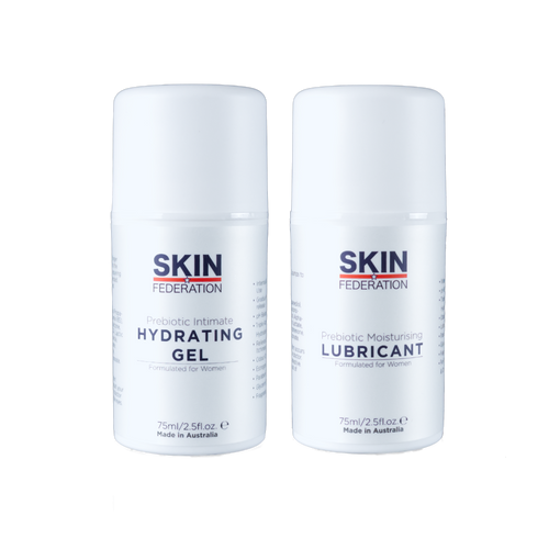2 Pack Bundle (Hydrating Gel and Personal Lubricant)