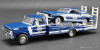 Acme 1:64 1969 Ford Boss 302 Mustang with Ford F-350 Ramp Truck: Dan Gurney's #2
