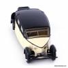 AutoCult 1:43 1930 Burney R-100 Streamline, Black/Ivory