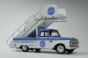 Goldvarg 1:43 1965 Ford F100 Stairs Truck: Pan American Airlines