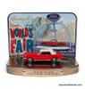 Johnny Lightning 1:64 1964 1/2 Ford Mustang Convertible, Red