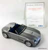 Only One!! AUTOart 1:18 2004 Ford Shelby Cobra Concept, Tungsten Silver