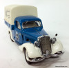 Schuco 1:43 1942 Mercedes-Benz 170V Canvas Delivery Truck: ARAL Oil Lubricants