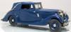 Lansdowne Models 1:43 1936 Railton, Fairmile 3 Position Drop Head Coupe (Blue)