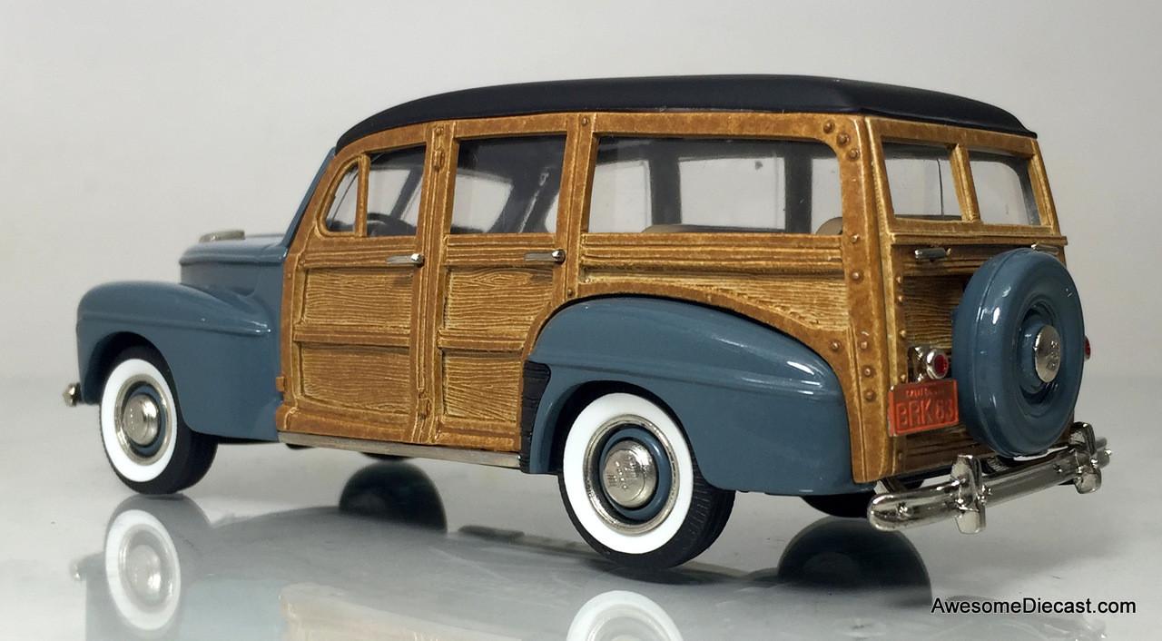 Brooklin Models 1:43 1947 Ford V-8 Station Wagon