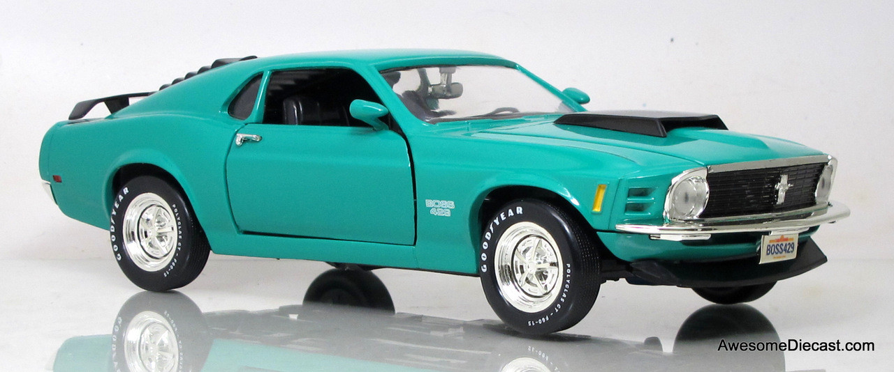 American Muscle 1:18 1970 Boss Mustang