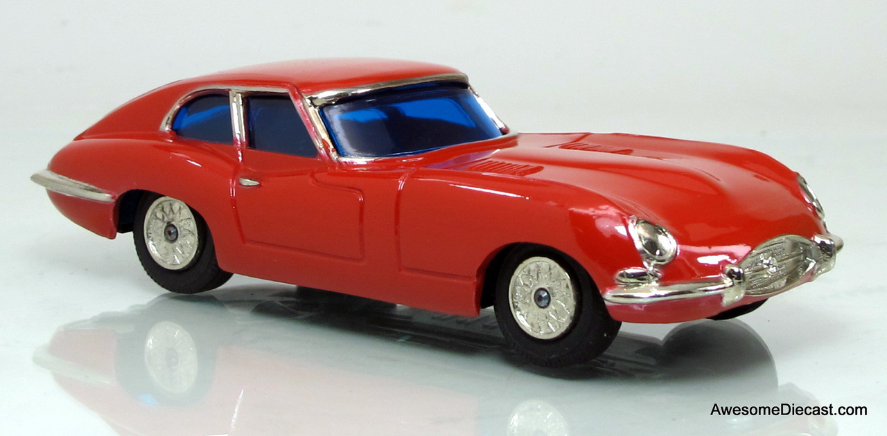 K K Sakura 1:43 Jaguar E-Type