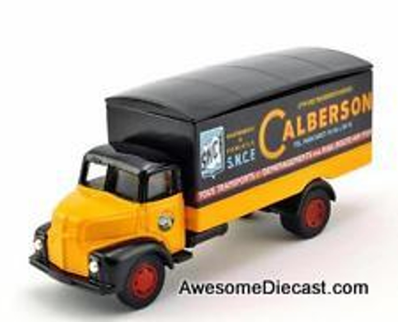 ONLY ONE - Corgi 1:50 Renault Faineant Fourgon - T.M.O./Calberson