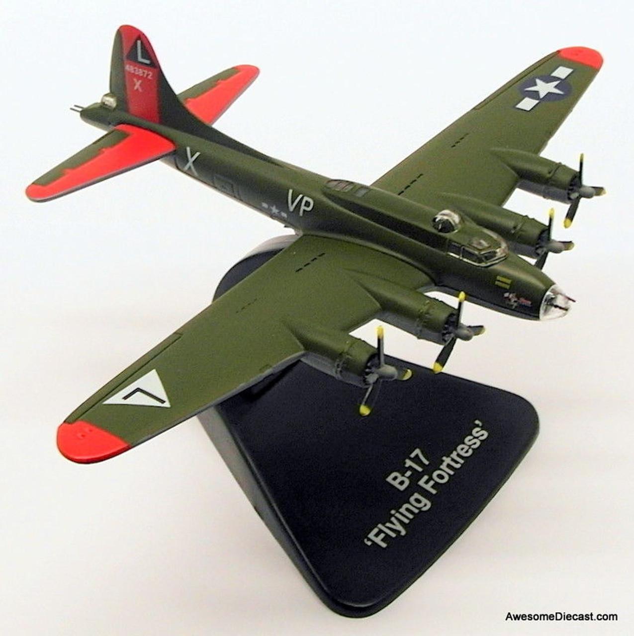Atlas 1:144 Boeing B17 Flying Fortress Bomber