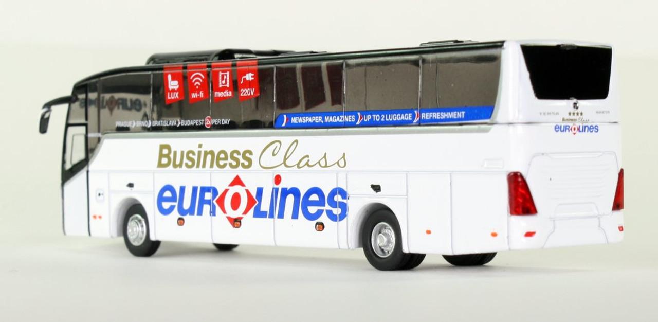 Iconic Replica 1:87 Temsa Maraton Motorcoach: Eurolines