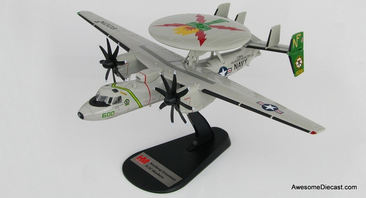 HM 1:72 2010 E-2C Hawkeye VAW-115 USS George Washington
