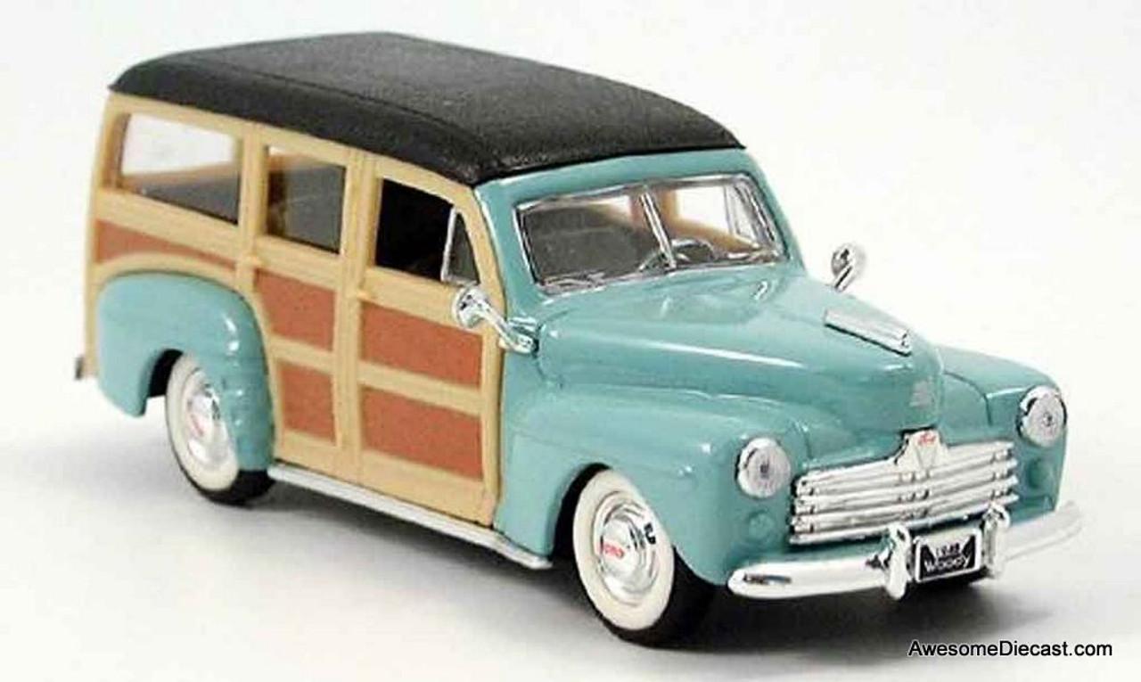 Yat Ming 1:43 1948 Ford Woody