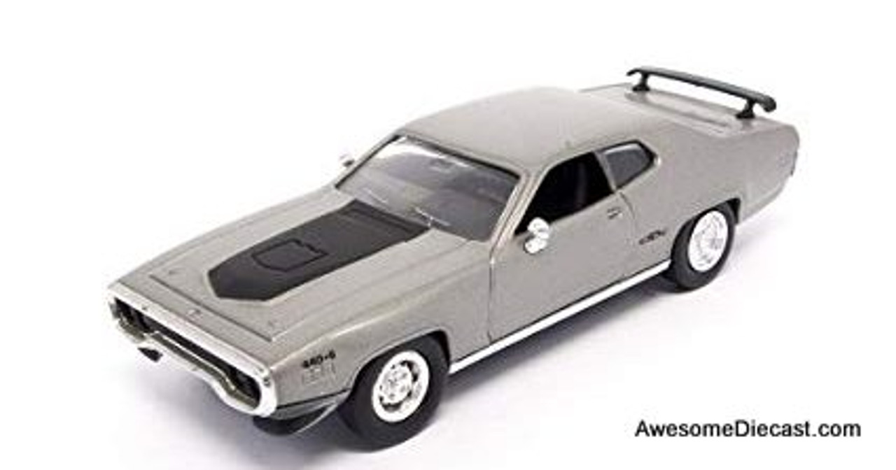 Yat Ming 1:43 1971 Plymouth GTX Coupe