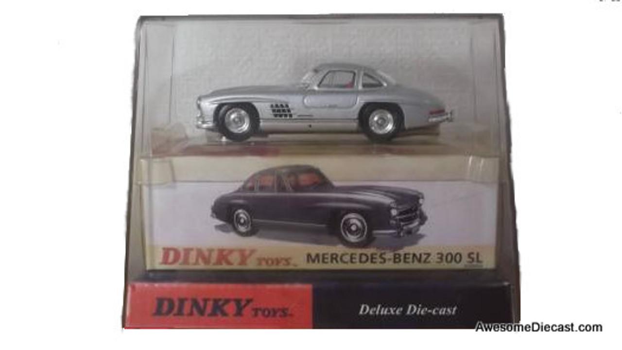 Dinky Deluxe 1:43 1954 Mercedes-Benz 300 SL