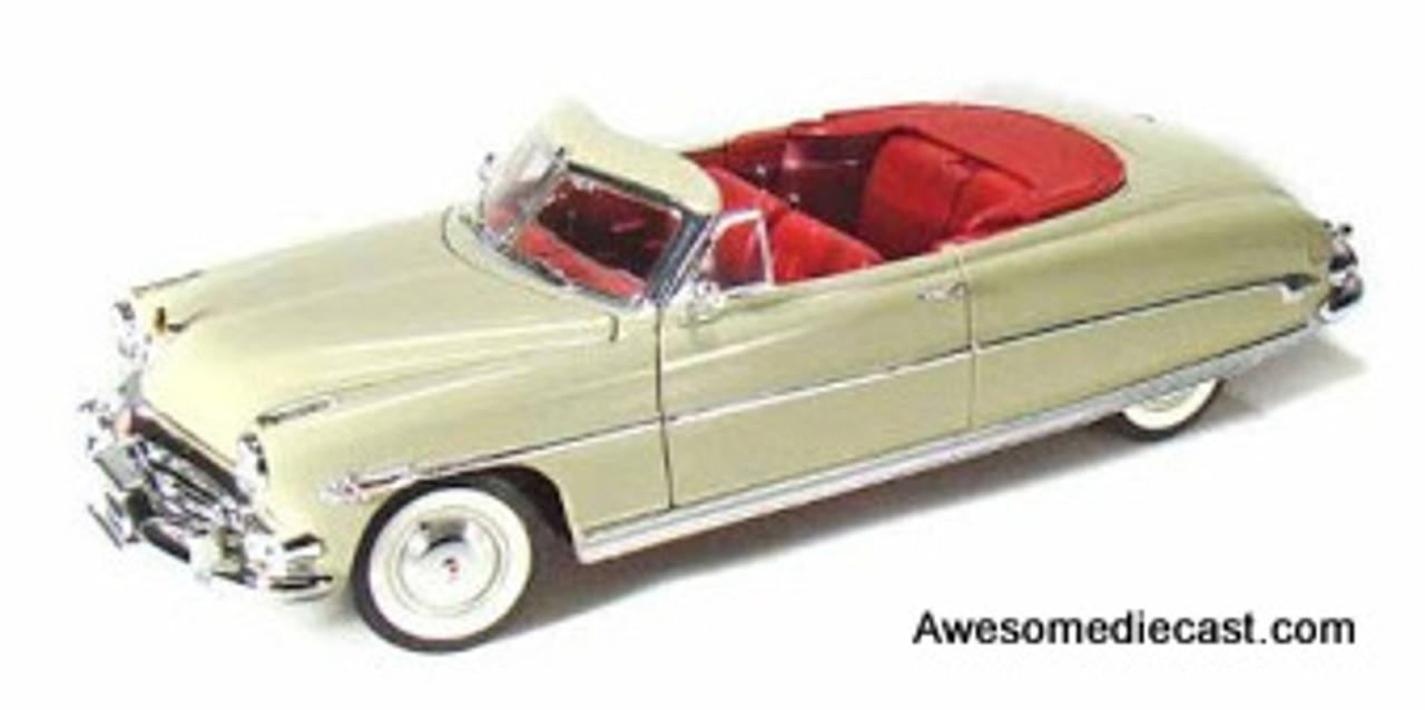 Highway 61 1:18 1952 Hudson Hornet Convertible